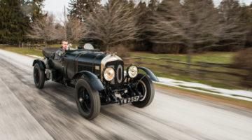 2017 RM Sotheby's Amelia Island (Bentley Le Mans Announcement)