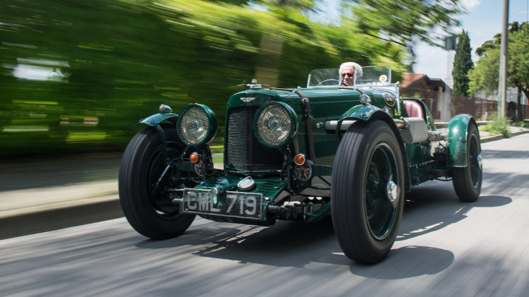 1935 Aston Martin Ulster Two-Seater Sports