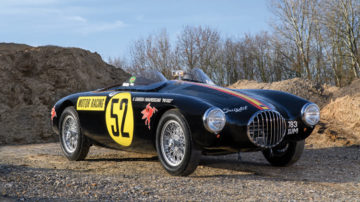 1954 OSCA MT4 1500 by Frua