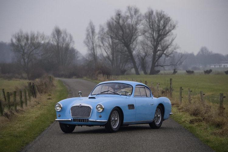 1958 Talbot-Lago V8 America Coupé T14
