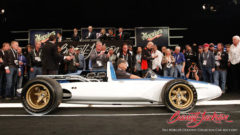 2017 Barrett-Jackson Scottsdale Sale Results