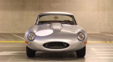 1962 3.8-Litre Semi-Lightweight Competition Coupé Hardtop