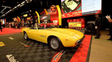 2017 Mecum Kissimmee Sale Top Results