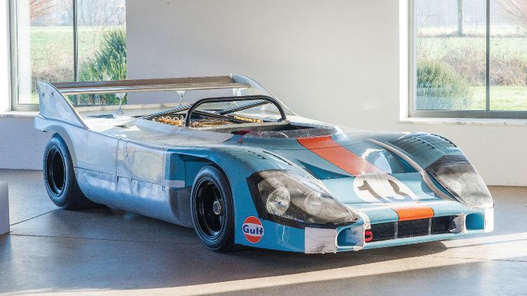 1970 Porsche 917/10-001 Prototype