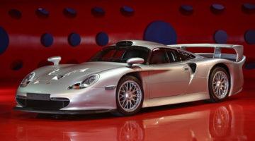 2017 Gooding Amelia Island Auction (Porsche Supercars Announcement)