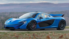 2017 Gooding Amelia Island Sale (McLaren P1 Announcement)