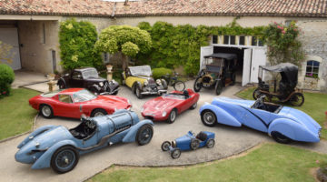 2017 Artcurial Paris Rétromobile Auction (Preview)