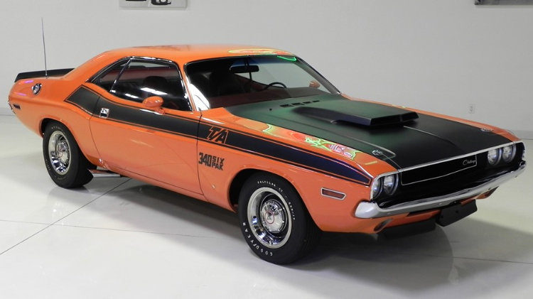 1970 Dodge Challenger T/A (Lot #1031)