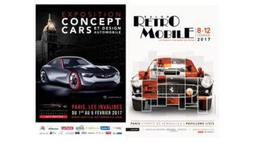 Paris Rétromobile Week – First European Classic Car Auctions of the Year