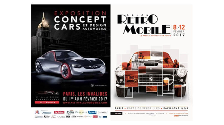Local Car Auctions >> Paris Retromobile Week First European Classic Car Auctions Of The Year