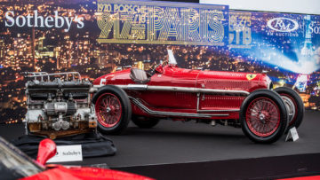 1934 Alfa Romeo Tipo B P3 at Auction