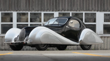 2017 RM Sotheby's Villa Erba Auction (Talbot Lago Announcement)