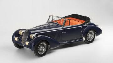 1938 Talbot-Lago T150C 'Lago Spéciale' Cabriolet