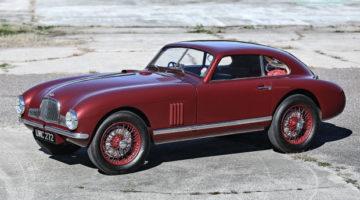 2017 Gooding Amelia Island Aston Martin Announcement