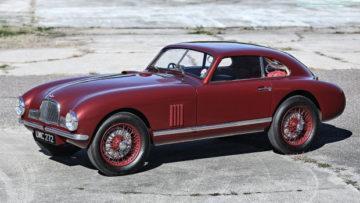 1949 Aston Martin DB Mk II