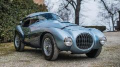 2017 RM Sotheby's Monterey Sale (Ferrari 166 Uovo Announcement)