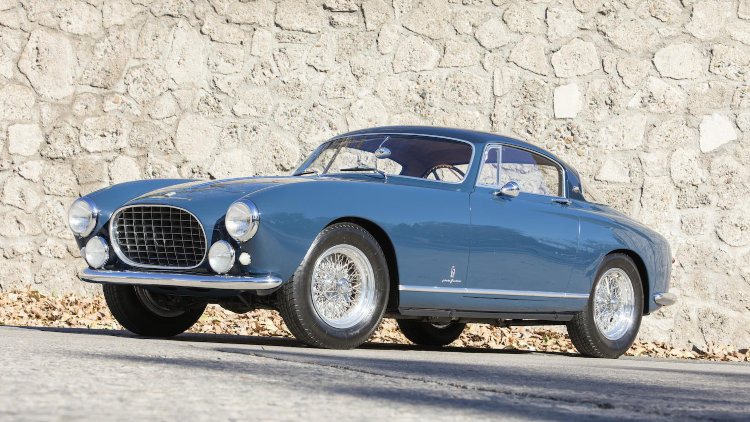 1955 Ferrari 250 Europa GT Alloy