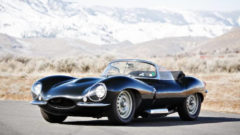 2017 Gooding Amelia Island Sale (Jaguar XKSS Announcement)