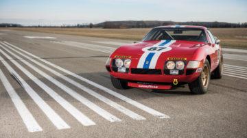 1971 Ferrari 365 GTB/4 Daytona Berlinetta Competizione Conversion