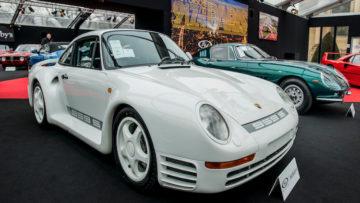 1988 Porsche 959 Sport at Auction