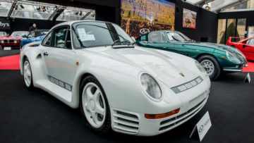 1988 Porsche 959 Sport at Auction