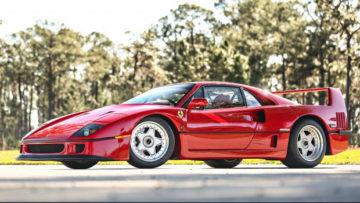 1990 Ferrari F40