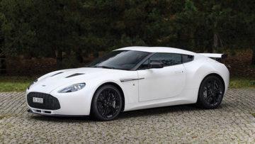 2012 Aston Martin V12 Zagato