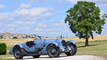 1936 Talbot Lago T150C
