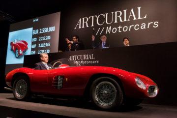 Lot 125_2 1948 Ferrari 166 Spyder Corsa par Scaglietti