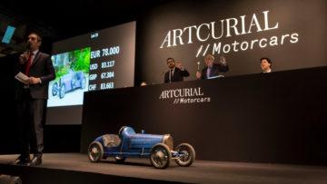 Lot 25 1930 Bugatti Baby