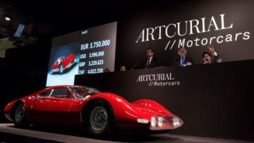 2017 Artcurial Paris Rétromobile Sale Results