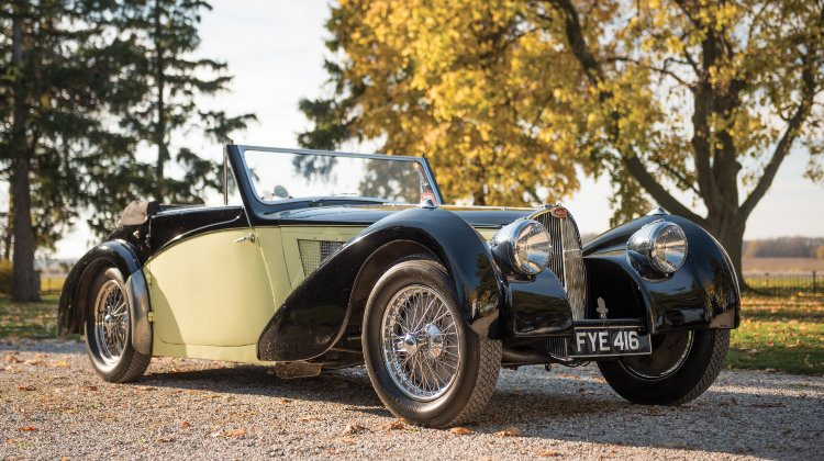 2017 (Jan to June): Ten Most-Expensive Cars Sold at Public Auction