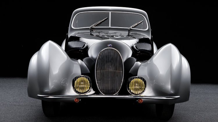 1937 Talbot-Lago T150-C SS front