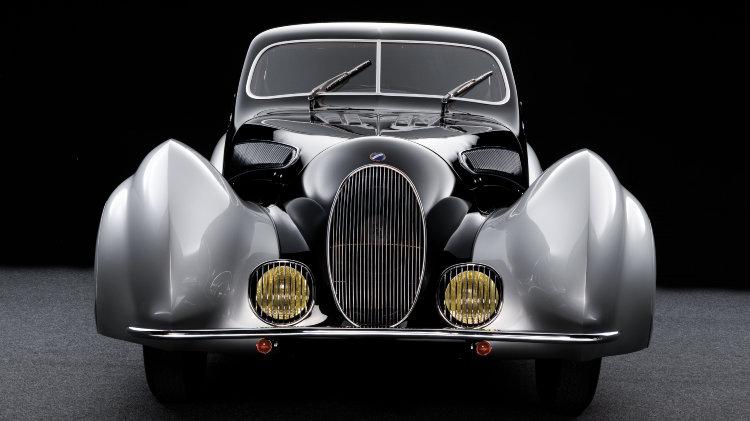 1937 Talbot-Lago T150-C SS front