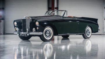1958 Rolls-Royce Silver Cloud I Drophead Coupe