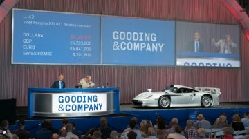 2017 Gooding Amelia Island Auction Results