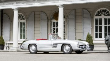 2017 Bonhams Spa Classic Car Sale (Swiss Collection Announcement)