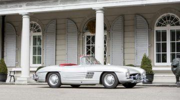 2017 Bonhams Spa Classic Car Sale (Swiss Collection Announcement)