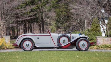1928 Mercedes-Benz 680 S Torpedo-Sport Avant-Garde side profile