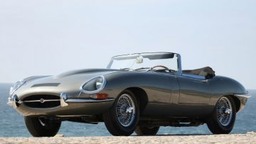 1961 Jaguar E-Type Series 1 3.8 Roadster