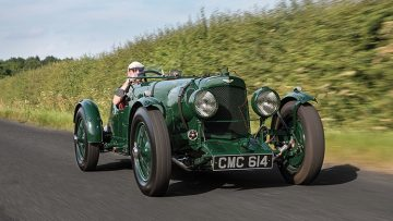 1935 Aston Martin Ulster Competition Sports