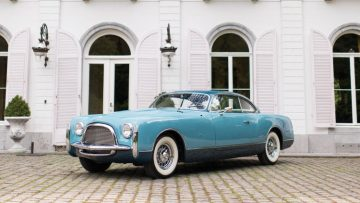 1953 Chrysler Special by Ghia