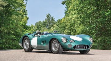 1956 Aston Martin DBR1 – Most-Expensive British Car Ever