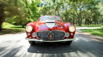 2017 Bonhams Quail Lodge Sale (Italian-Coachbuilt Cars Announcement)