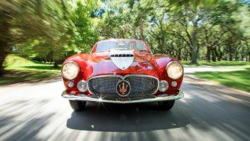2017 Bonhams Quail Lodge Sale (Italian-Coachbuilt Cars Announcement)