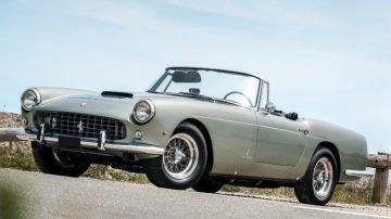 2017 Artcurial Monaco Classic Car Auction Announcement