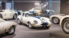 2017 Bonhams Quail Lodge Sale (Cunningham Jaguar Announcement)