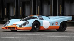 2017 Gooding Pebble Beach Auction Porsche 917 Announcement