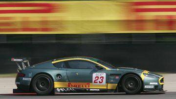 2006 Aston Martin DBR9, chassis no. DBR9/9, estimate $275,000 to $375,000