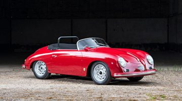 2017 Bonhams Festival of Speed Sale (Porsches Announcement)